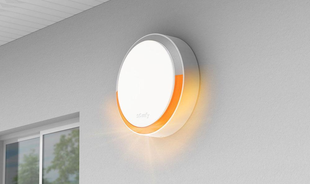 Sireneexterieuresomfyprotect Mon Alarme Maison Sans Fil - Alarme maison sirene exterieure