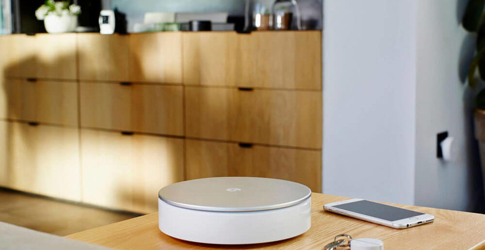Systeme D Alarme Somfy Home Test